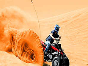 El Gouna Quad Safari