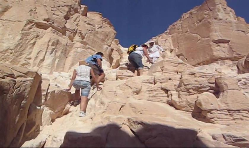 Safari Tour Colored canyon und Dahab