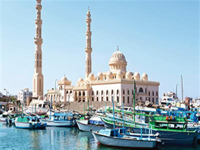 Privater Urlaub ab Safaga Hafen in Hurghada Sightseeing