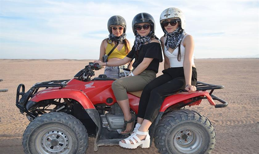 quad tour safaga