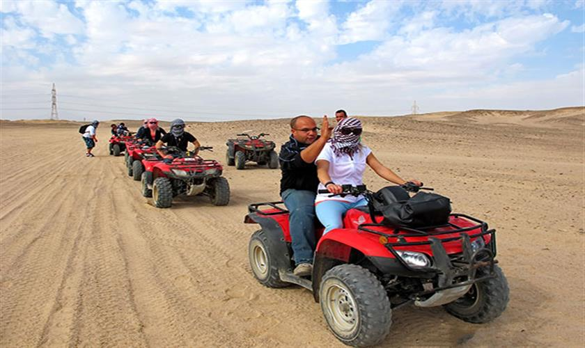 safari in hurghada